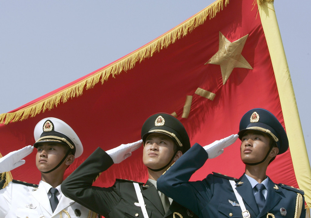 """Chinese Military: Threat Of War Again US """"More Real"""" Under Trump"""