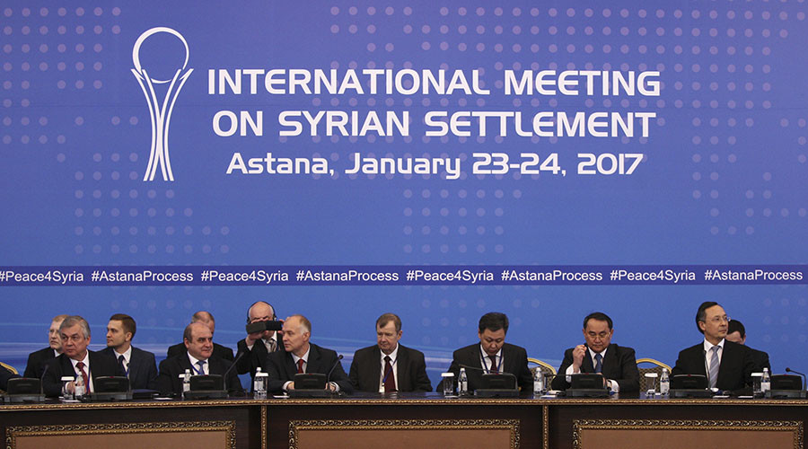 Russia, Turkey, Iran Agree on Mechanism to Monitor Ceasefire Regime In Syria