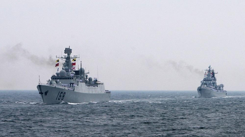 Chinese Warships In Persian Gulf For First Time Since 2010