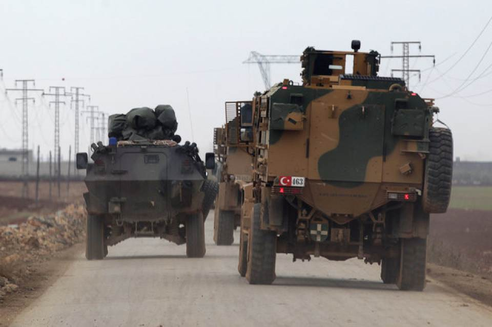 Turkish Military Deploys More Troops, Military Hardware For Al-Bab Offensive (Photos)