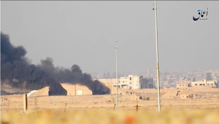 ISIS Destroyed 2 Syrian Warplanes In Deir Ezzor Airport (Photos)