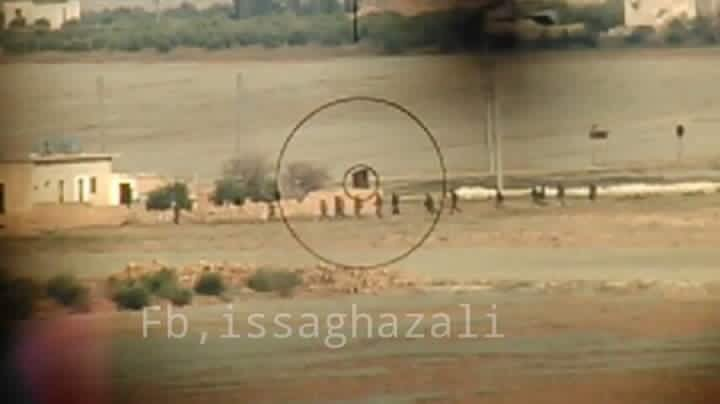 First Photos Of Clashes Between ISIS And Syrian Amry In Eastern Aleppo Appear Online