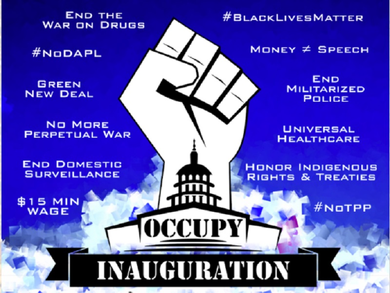 """Color Revolution"" Against Donald Trump"