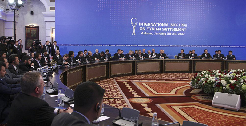 Results of Astana Talks – Russia, Turkey & Iran Paved Way for Geneva Negotiations