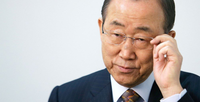 Ban Ki-moon's Family under Attack - Signal for New UN Secretary General