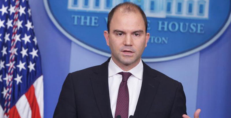 US Deputy National Security Advisor Ben Rhodes Admits 'Syrian Opposition' is Al-Qaeda Supporters