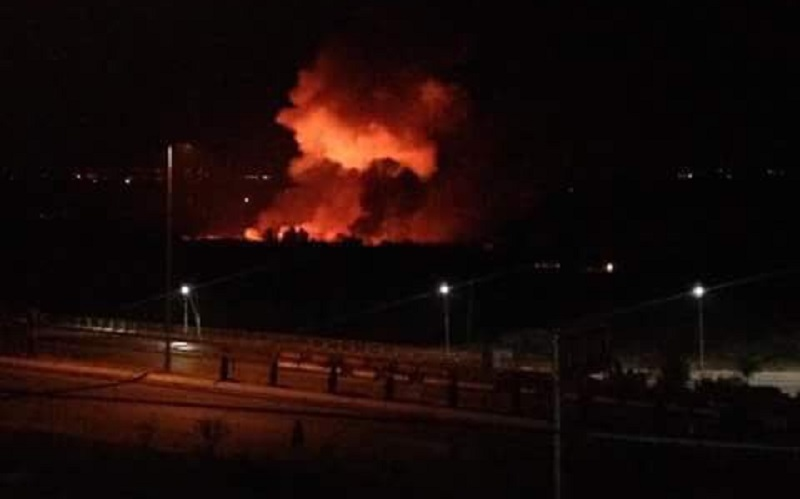 Israel Delivers Military Strikes Against Airport Near Damascus