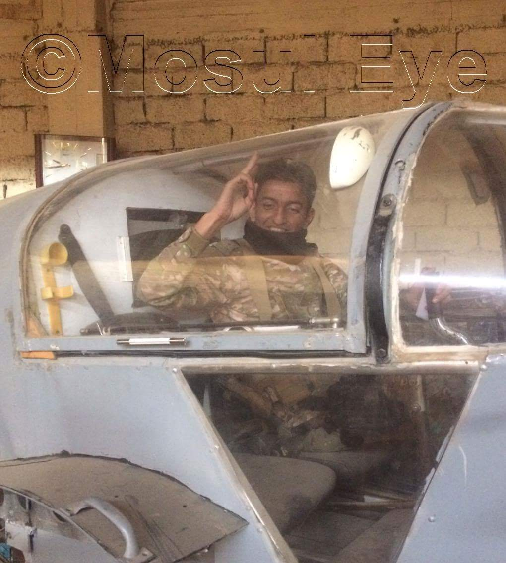 ISIS Planned to Use Aircraft for Suicide Attack on Iraqi Army (Photo)