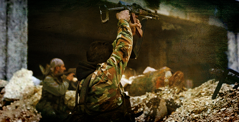 Syrian Army's Attack in Damascus Province: Tens of Terrorists Killed & Wounded