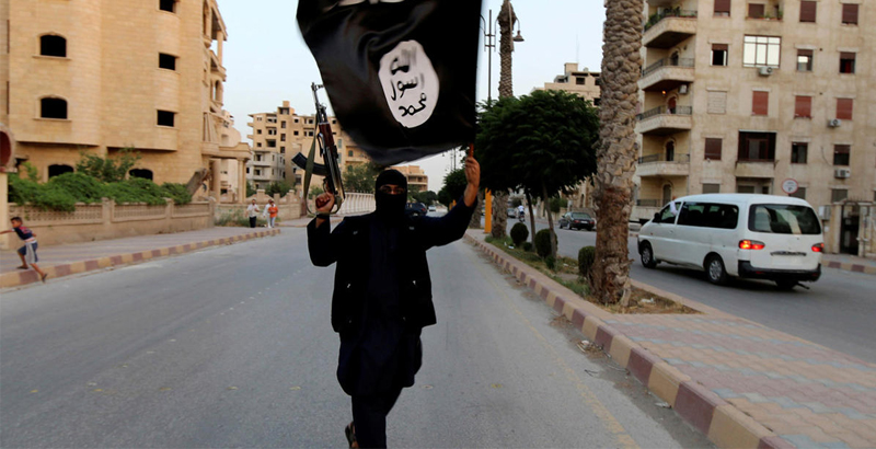 ISIS Lost Quarter of Its Territory in Iraq & Syria for Last Year