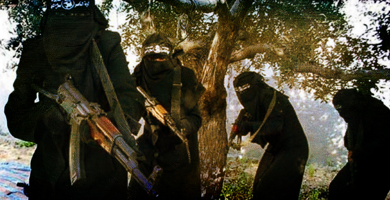 Commander of ISIS Women's Battalion Steals Group's Millions & Escape from Mosul