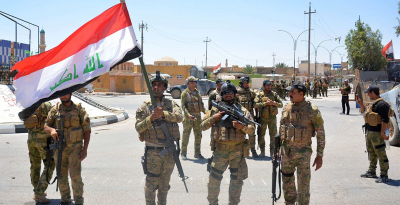 60 ISIS Terrorists Killed in Clashes with Iraqi Forces