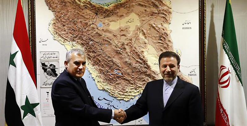 Iran & Syria Boost Economic Cooperation, Including Energy Sphere