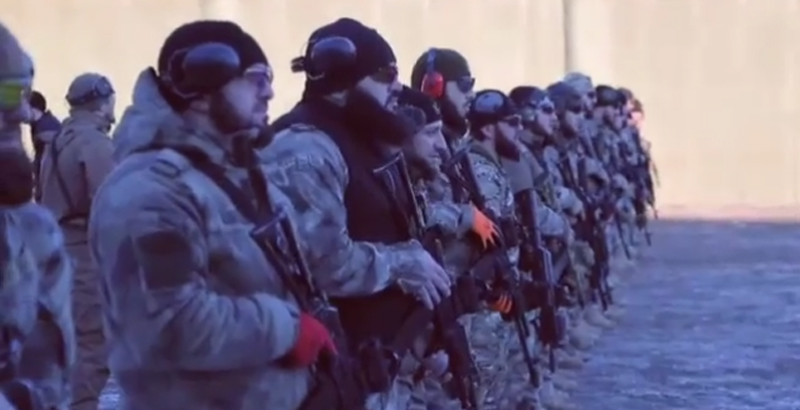 Russia Building International Centre for Training Special Forces in Chechen Republic (Video)