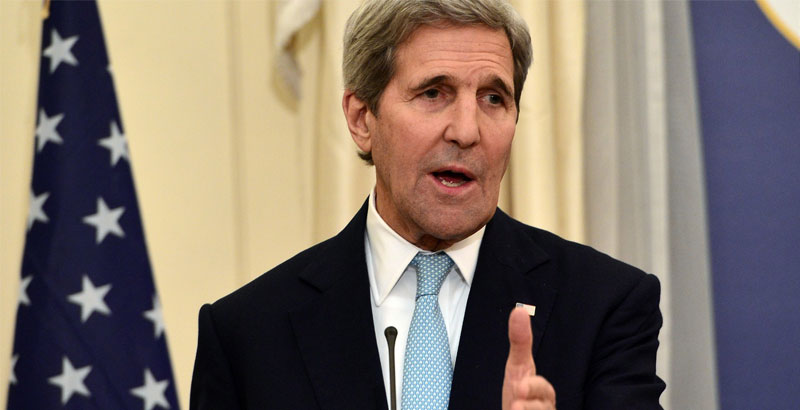 Leaked Audio of US Secretary of State John Kerry Shows Obama Wanted ISIS to Grow