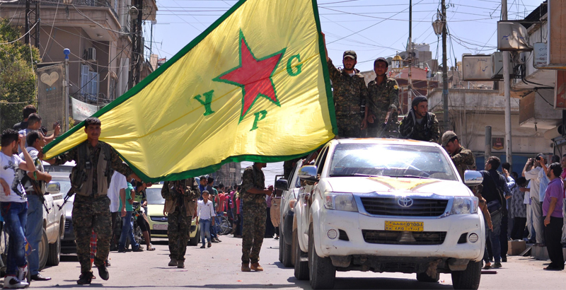 Kurdish Forces Not Going to Follow Decisions Taken during Astana Talks