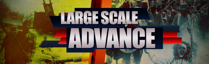 Large Scale advance