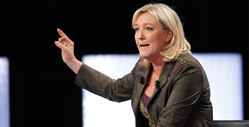 Election of Trump & Brexit Are Only BEGINNING - Marine Le Pen