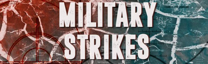 MILITARY STRIKES (3)