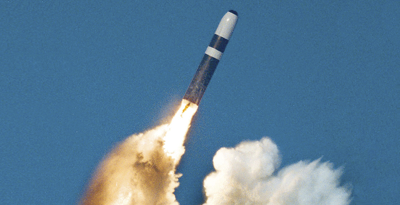Media Learn about Failure of Ballistic Missile Test in UK Kept Secret by Country's Defense Ministry