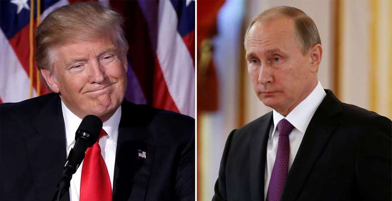 White House Calls 1st Phone Conversation between Putin & Trump 'Significant Start to Improving Relationship'