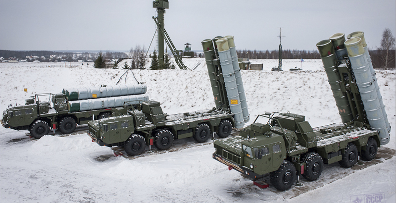 Russia Deploys Anti-Aircraft Missiles around Moscow as US Troops Arrive in Poland
