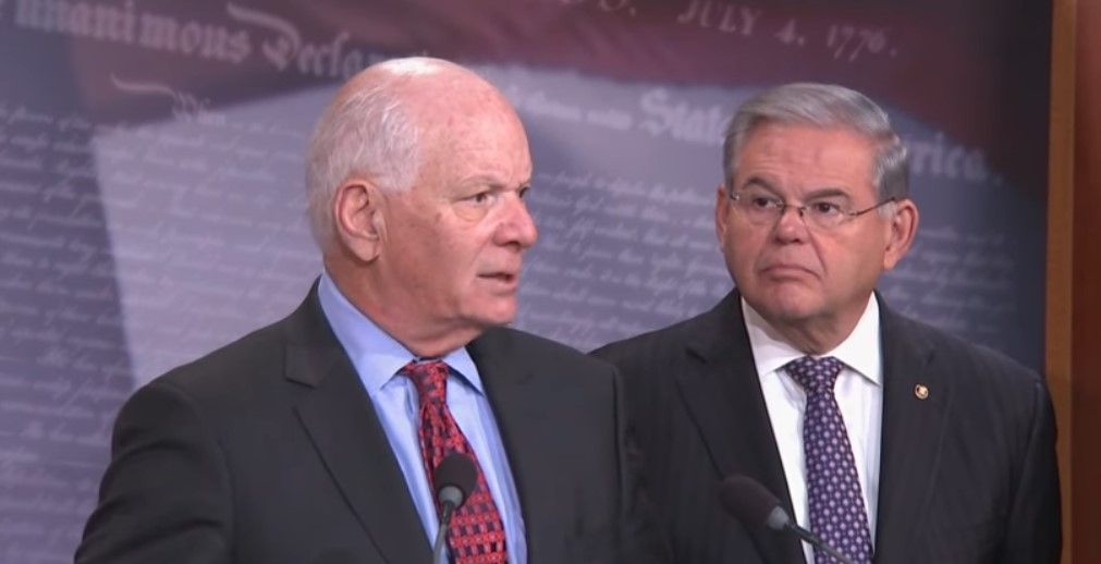 "Proposing Harsher Sanctions, Senator Says: ""We Have Been Attacked By Russia. That Is No Longer Subject To Any Debate."""