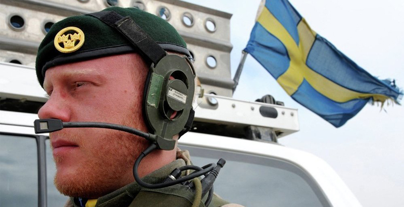 IT Systems of Swedish Armed Forces Shut Down Due to Cyber Attack