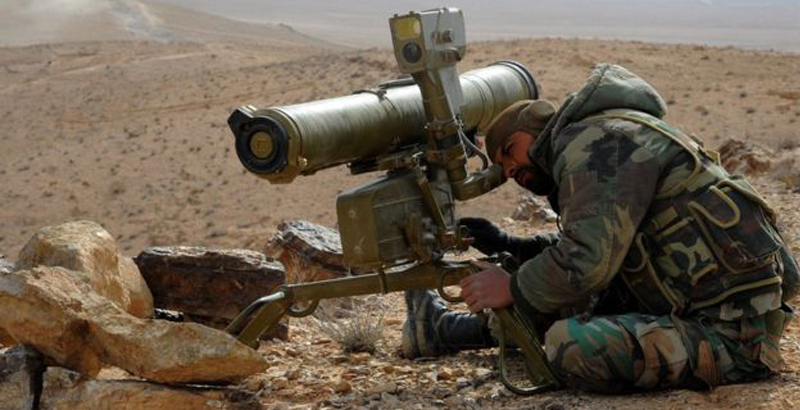 Syrian Army Destroys Al-Nusra's Operations Room in Homs