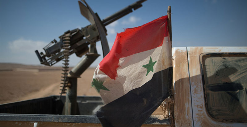Militants to Withdraw from More Towns in Southern Damascus