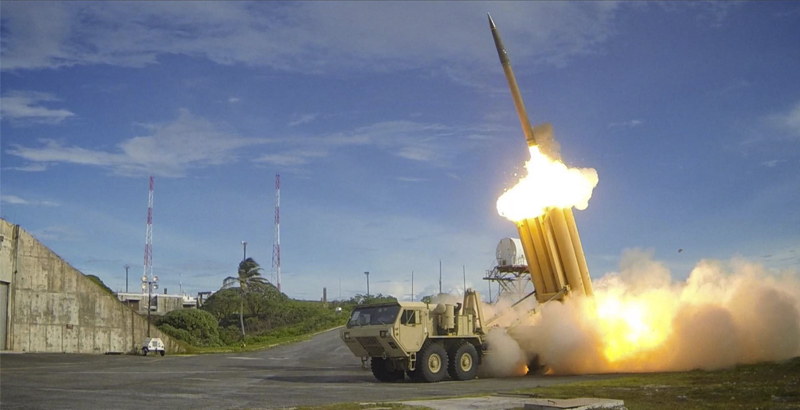 Russia & China Agrees on Countermeasures against US Missile Defense System in Korea