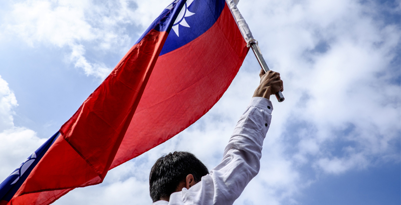 China Calls on US Not to Allow Taiwan Delegation at Trump Inauguration