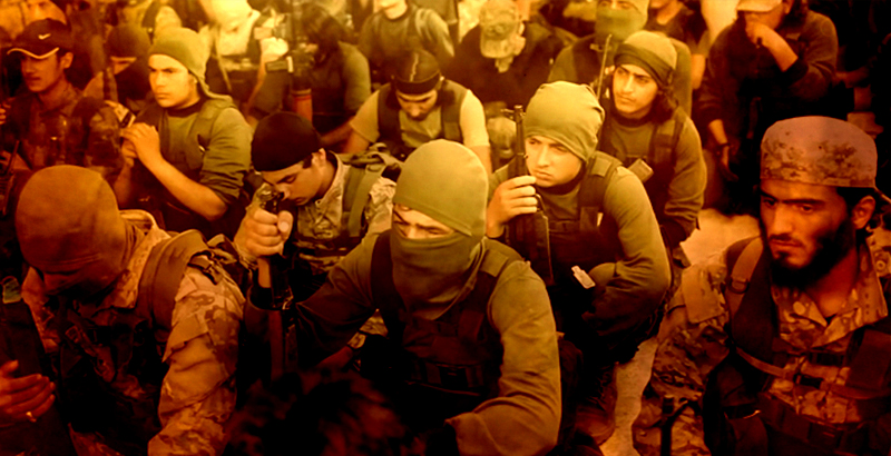 Militant Groups Form 2 Rival Coalitions in Idlib Province