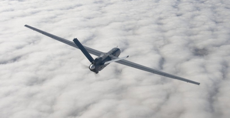 Turkey's First Armed Anka Drone to Be Delivered in 2017