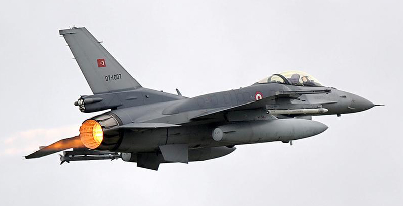 Turkish Air Force Cannot Provide Sufficient Air Support in Al-Bab - Reports