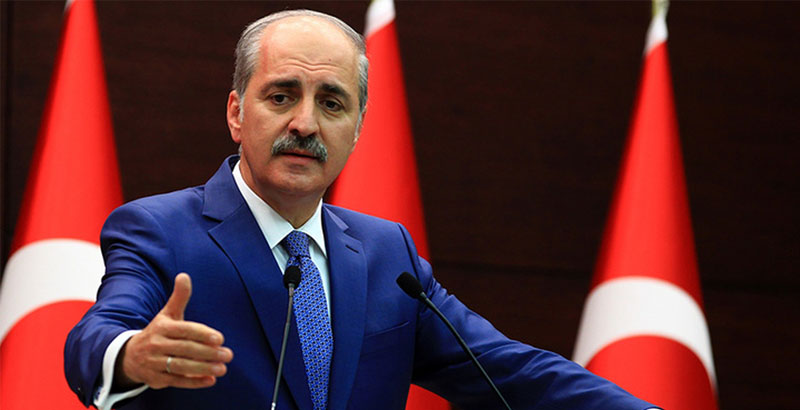 Turkey's Policy towards Syria Contained Grave Mistakes - Turkish Deputy PM