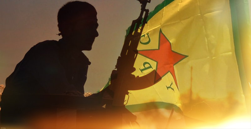 ISIS Attack Kills 3 YPG Fighters, Wounds 5 In Al-Raqqah Countryside