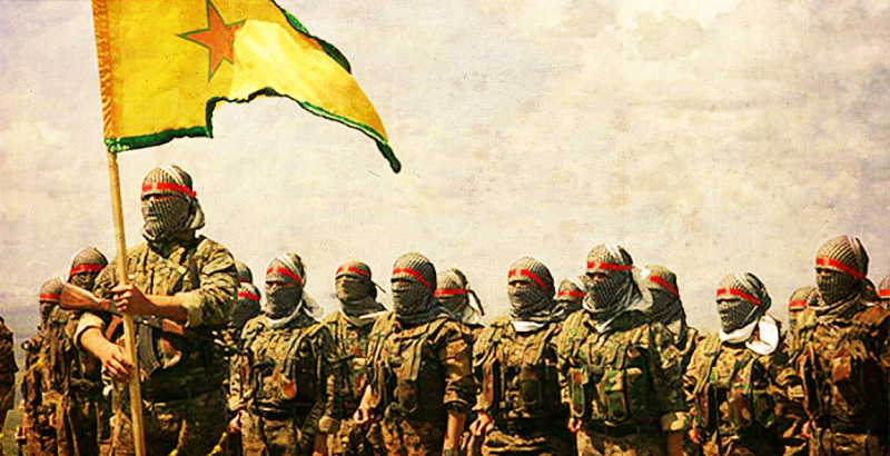 US Authorities Hide No More That They Support PKK Branch In Syria