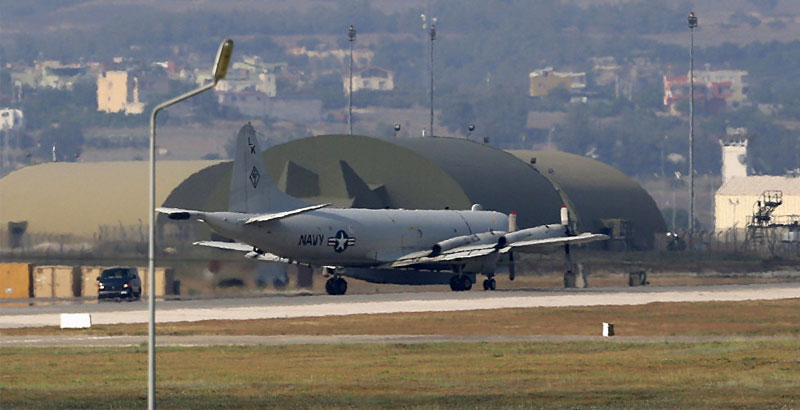 Turkey Questions Presence of US-Led Coalition at Incirlik Air Base Amid 'Confidence Crisis'