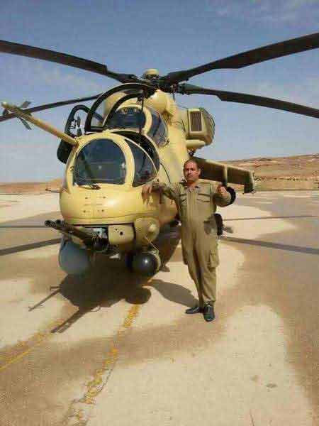 ISIS Shoots Down Iraqi Helicopter near Baiji City