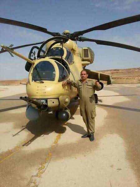 ISIS Shoots Down Iraqi Helicopter near Baiji City