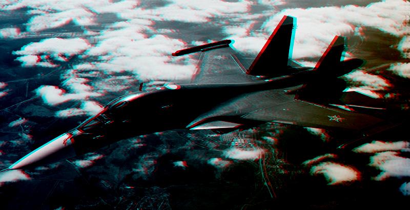 Syrian, Russian Warplanes Bomb ISIS Targets Near Deir Ezzor