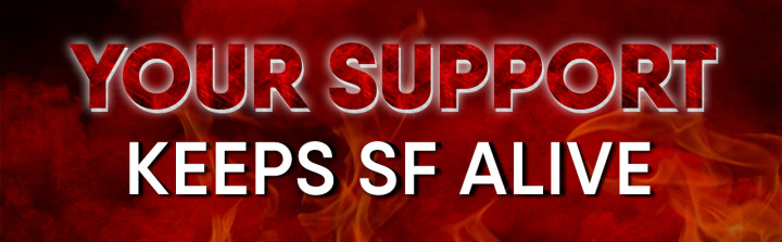 your support keeps SF alive