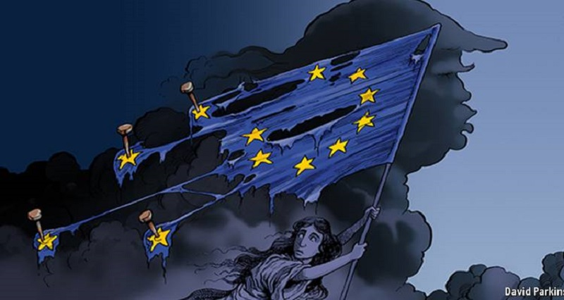Europe The Confused