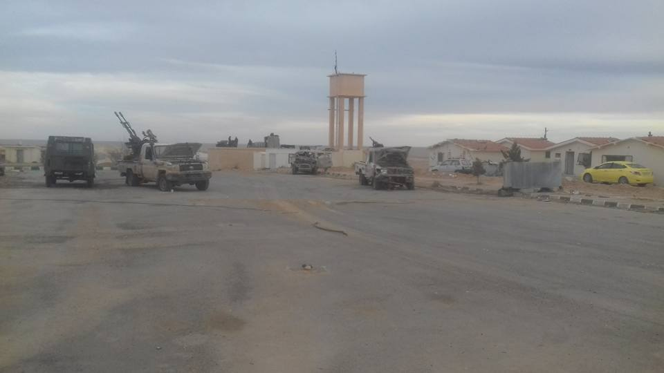 Syrian Army Repels Another ISIS Push At Al-Seen Military Airport, Destroys Many ISIS Equipment - Photo Report
