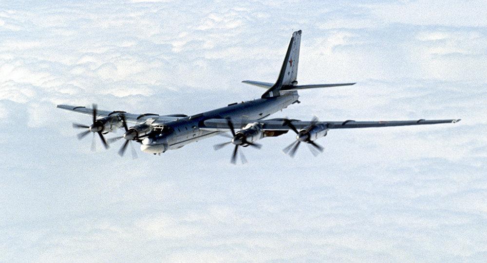 Russian Long-Range Bombers Strike ISIS Terrorists In Syria's Raqqa Province
