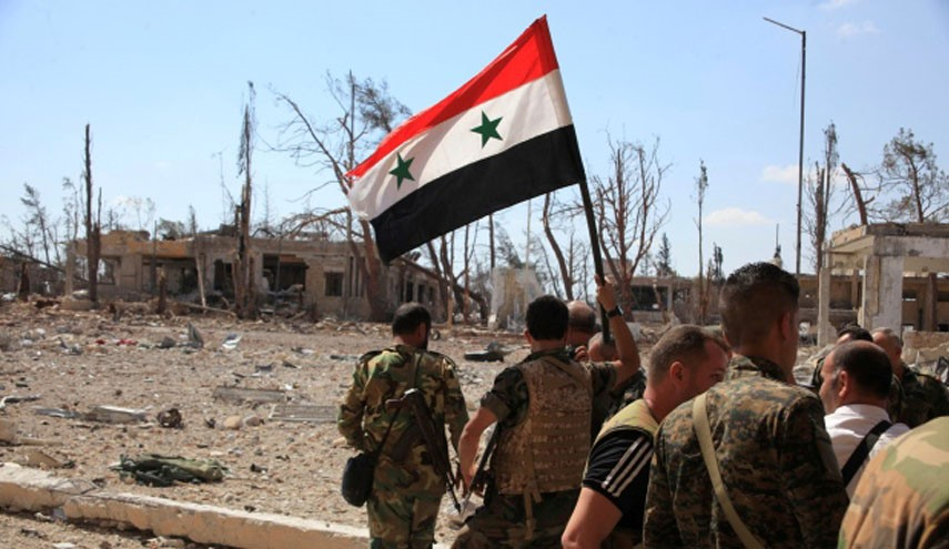 Syrian Security Forces Remove Many Checkpoints In Damascus