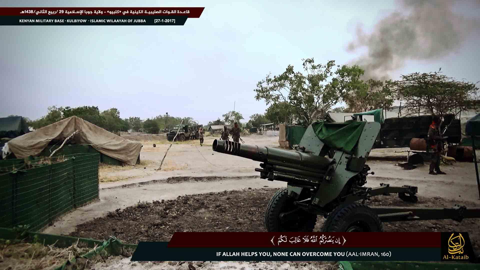 Al Shabaab Militants Capture Kenyan Military Camp in Somalia: 72 Kenyan Soldiers Killed (Photos)