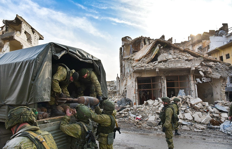 Atlantic Council's Charges Over Aleppo Refuted As False Long Ago: Russian Defense Ministry