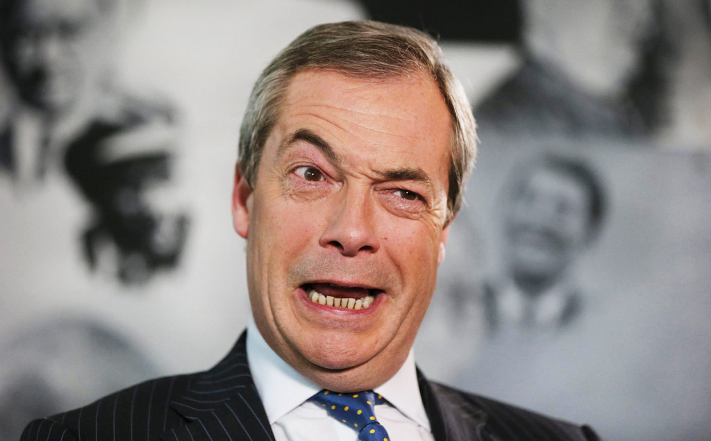 "Nigel Farage Warns European Parliament: ""You're In For A Bigger Shock In 2017"""